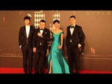 Red carpet highlights from the 36th Hong Kong Film Awards
