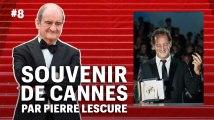 Pierre Lescure, souvenir de Cannes #8 : L'émotion de Vincent Lindon