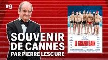 Pierre Lescure, souvenir de Cannes #9 : Les sanglots de Gilles Lellouche