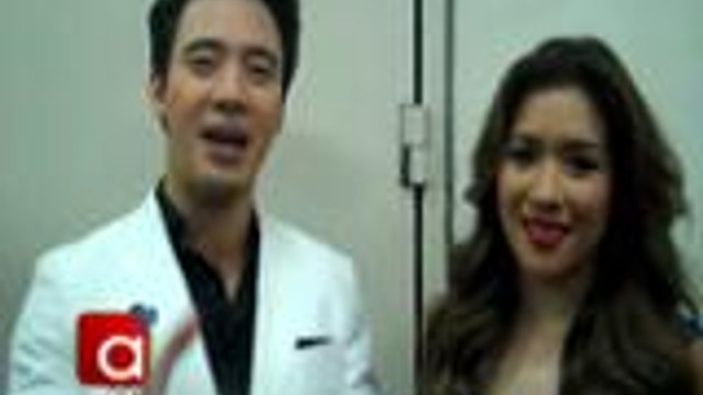 WATCH: Erik Santos & Angeline Quinto Invite You To Watch Their Araneta Concert this August 15