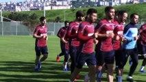Trabzonspor Beşiktaş maçı hazırlıkları - TRABZON
