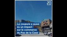 L'Andorre coupée de la France durant trois semaines