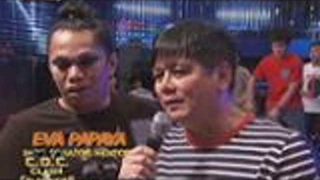 OPM icons Eva Eugenio and Darius Razon tinanggap ang It's Showtime COC Challenge