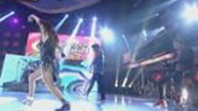 Sample Queen ng GenSan na si Queenie full package ang performance sa grand finals