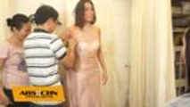Star Magic Ball 2015 gown and suit fitting