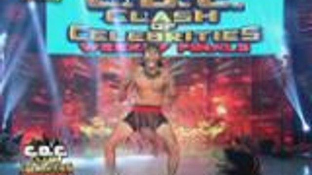 Manuel Chua, literal na pinainit ang Showtime stage sa Haka dance performance niya