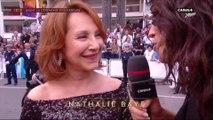 """Nathalie Baye """"Cannes c'est le cinéma et vive le cinéma !""""- Cérémonie d'ouverture Cannes 2019"""