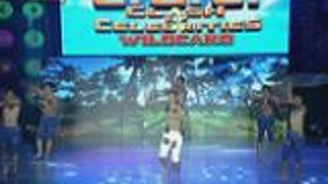 RnB King Jay-R nagbabalik sa kanyang Maglalatik performance sa It's Showtime Clash of Celebrities Wildcard Round