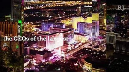 How much do Las Vegas casino CEOs make?