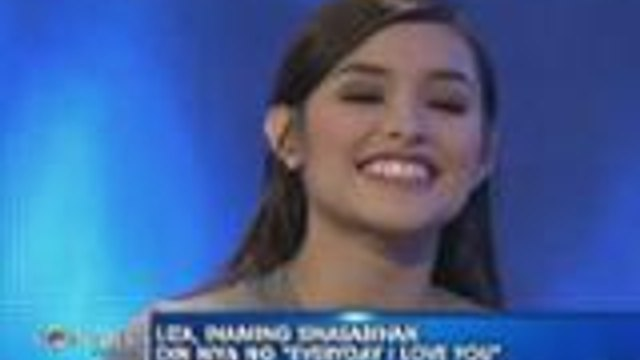 Liza Soberano reveals she also says 'I Love You' to Enrique Gil