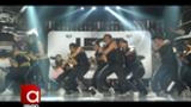 BTS EXCLUSIVE: Pinoy World Hip-Hop Champion LEGIT STATUS Performs on ASAP Stage