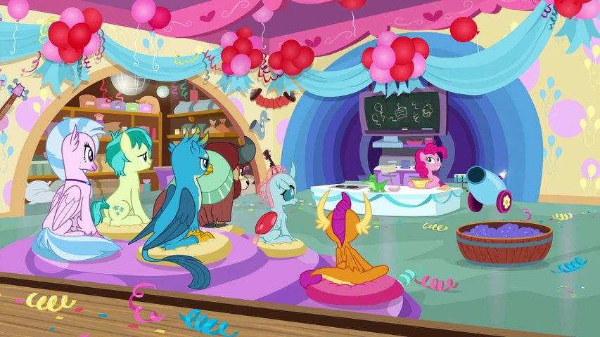 My Little Pony L'amicizia è Magica [Stagione 9] [Episodio 7] Il ballo di Yona [1080p] [COMPLETO]