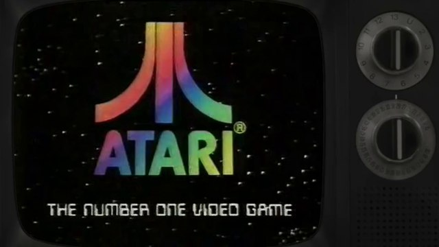 Retro Commercials - Atari Video Computer System (Asteriods, Missile Command and Space Invaders)