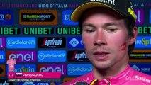 Giro d'Italia 2019 | Stage 4 | Maglia Rosa Interview