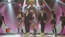 Sarah, Jessy and Bangs heat-up the dancefloor with their sexy performance