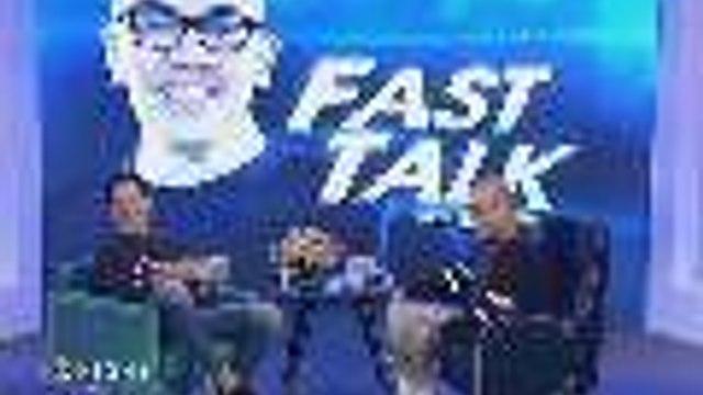 John Lloyd Cruz puts Boy Abunda in the Fast Talk hot seat