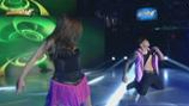 Sizzling hot performance of Dawn Chang and Zeus Collins in It's Showtime