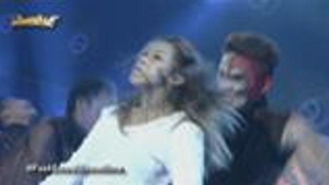 Kinaya mo ba ang bali-butong exorcist na performance ng Names Going Wild sa Halo Halloween?