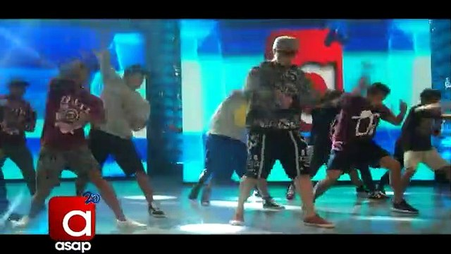 BTS EXCLUSIVE: Enrique Gil's Extreme Opening Rehearsal with UPeepz