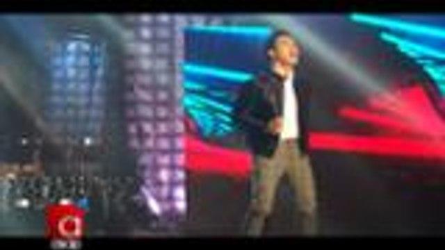 BTS EXCLUSIVE: Erik Santos Sings New Single Featuring Gloc9