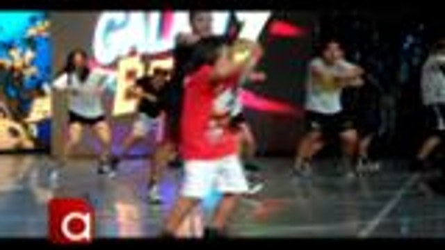 BTS EXCLUSIVE: Rehearsals of ASAP All-Star Supahdance with Enrique, Janella, Elmo, Sarah L & More!