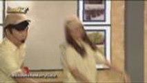 Ryan, Jhong and  Karylle show their moves in Pinilakang Tabingi