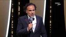 Discours d'entrée du jury par son président Alejandro González Iñárritu - Cannes 2019
