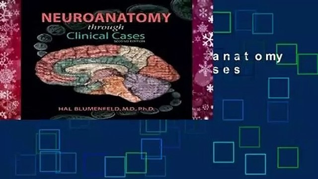 Full E-book  Neuroanatomy through Clinical Cases Complete