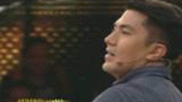 Lucky Stars re-enact Takong in Pangako Sa 'Yo