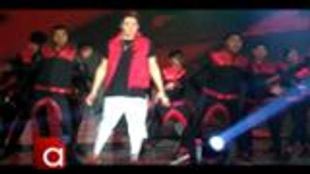BTS EXCLUSIVE: ENRIQUE Gil and His Supah Swag Moves with UPEEPZ
