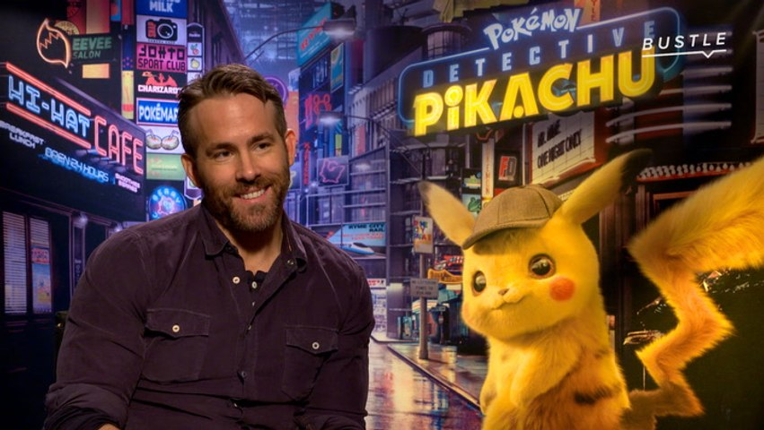 The 'Detective Pikachu' Cast Plays A Game Of Would You Rather