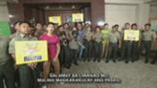 Elha Nympha sings Star ng Pasko in Singing Mo To