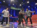 Marlou shows his basketball moves