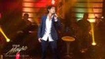 "Matteo Guidicelli sings his new song ""Ipapadama na Lang"" in MG1 Concert"