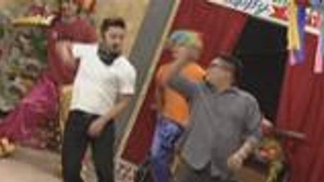 Jhong and Jugs showdown in Pinilakang Tabingi