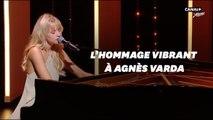 À Cannes, l'hommage d'Angèle à Agnès Varda