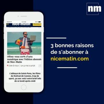 3 bonnes raisons de s'abonner à l'offre numérique de Nice-Matin