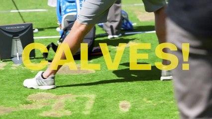 Guess Those Calves! - PGA Championship Edition