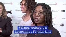 Whoopi Goldberg's Next Job Is In Fashion