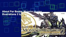 About For Books  Monster Hunter Illustrations 2 by Capcom