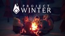 Project Winter - Trailer date de sortie