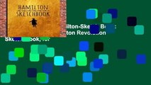 About For Books  Hamilton-Sketch Book: Blank Alexander Hamilton Revolution Sketch Book, for