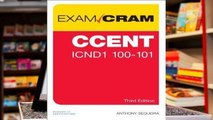 CCENT ICND1 100-105 Exam Cram  Review