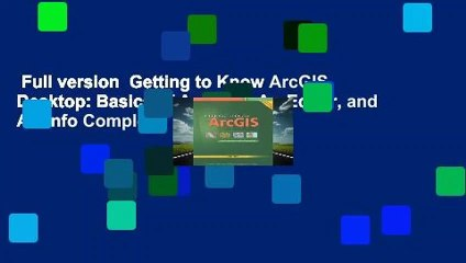 ArcGIS Desktop Resource | Learn About, Share and Discuss