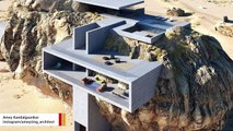 Would You Want To Live In This 'House Inside A Rock?'