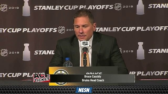 Bruce Cassidy Lauds Tuukka Rask As 'Difference Maker' In Bruins' First Period Vs. Hurricanes