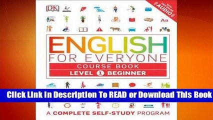About For Books English for Everyone: Level 1: Beginner
