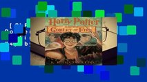 [GIFT IDEAS] Harry Potter and the Goblet of Fire (Harry Potter, #4) by J.K. Rowling
