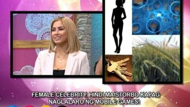 Female celebrity, kinainisan ng mga katrabaho dahil sa paglalaro ng mobile games! | Mars Mashadow
