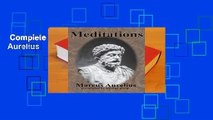Complete acces  Meditations by Marcus Aurelius